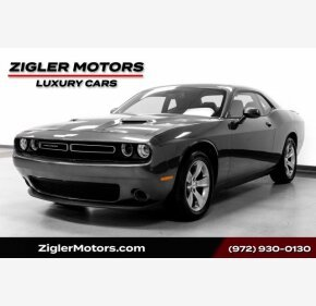 2018 Dodge Challenger SXT for sale 101451606