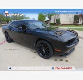 2018 Dodge Challenger SXT for sale 101483861