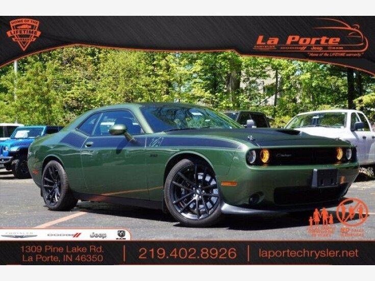 2018 Dodge Challenger R/T for sale 101592074