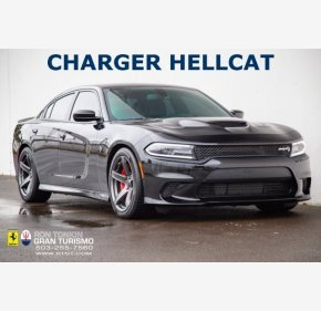 2018 Dodge Charger SRT Hellcat for sale 101100237