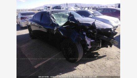 2018 Dodge Charger SXT Plus for sale 101103786
