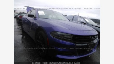 2018 Dodge Charger SXT for sale 101127108