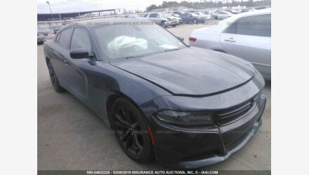 2018 Dodge Charger SXT for sale 101130640