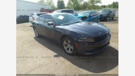 2018 Dodge Charger SXT Plus for sale 101191577