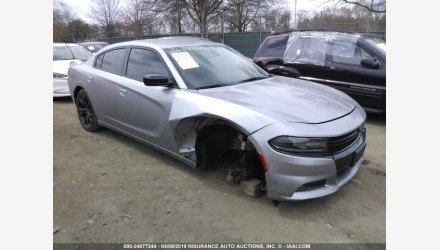2018 Dodge Charger SXT for sale 101192515