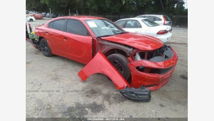2018 Dodge Charger SXT for sale 101206089