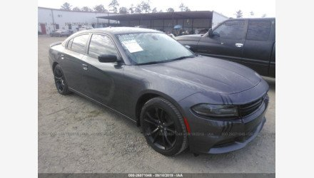 2018 Dodge Charger SXT for sale 101218727