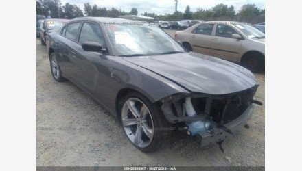 2018 Dodge Charger SXT for sale 101218736
