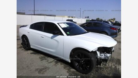 2018 Dodge Charger SXT for sale 101220919