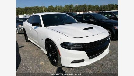 2018 Dodge Charger R/T for sale 101235729
