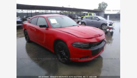 2018 Dodge Charger SXT for sale 101235850