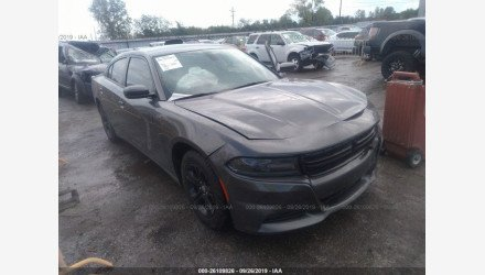 2018 Dodge Charger SXT for sale 101268362