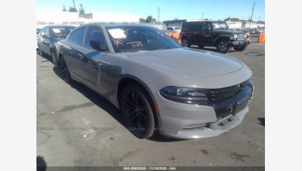2018 Dodge Charger SXT for sale 101409335