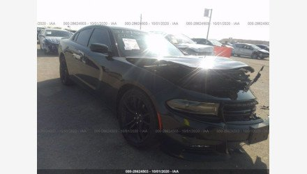 2018 Dodge Charger SXT Plus for sale 101411669