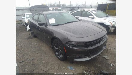 2018 Dodge Charger R/T for sale 101443460