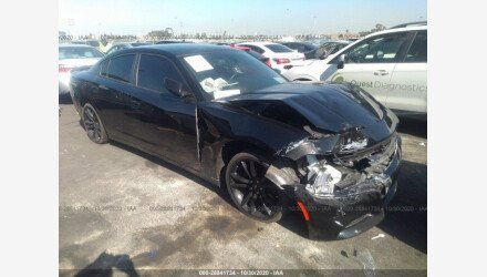 2018 Dodge Charger SXT for sale 101464850