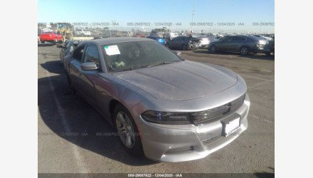 2018 Dodge Charger SXT for sale 101484980