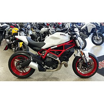 2018 Ducati Monster 797 for sale 200619362