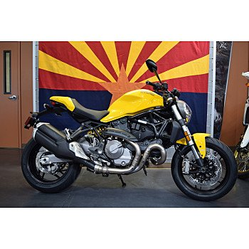 2018 Ducati Monster 821 for sale 200525670