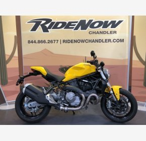 2018 Ducati Monster 821 for sale 200847664