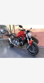 2018 Ducati Monster 821 for sale 200908489
