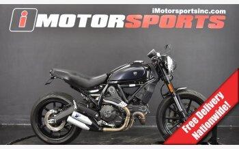 2018 Ducati Scrambler for sale 200622622