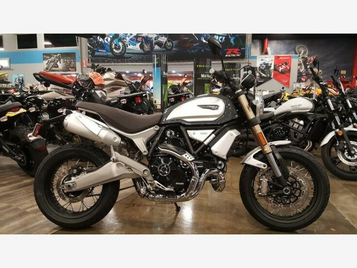 2018 Ducati Scrambler For Sale Near Redondo Beach California 90278