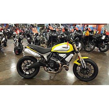 2018 Ducati Scrambler for sale 200715466