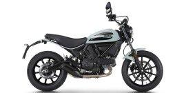 2018 Ducati Scrambler Sixty2 specifications