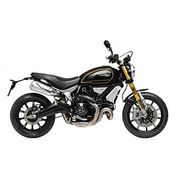 2018 Ducati Scrambler for sale 200604094