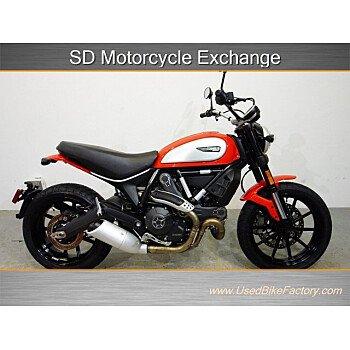 2018 Ducati Scrambler for sale 200741873