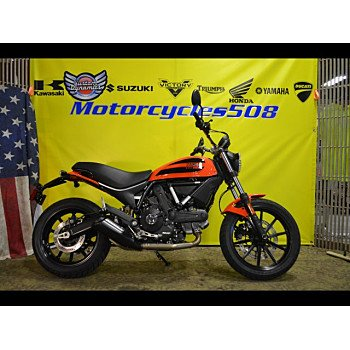2018 Ducati Scrambler for sale 200804733