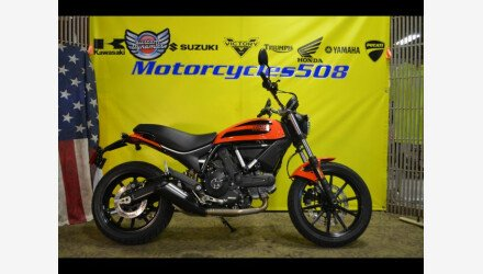 2018 Ducati Scrambler for sale 200804733