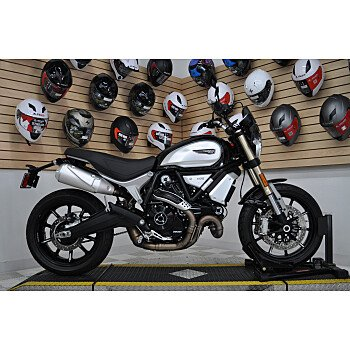 2018 Ducati Scrambler for sale 200906349