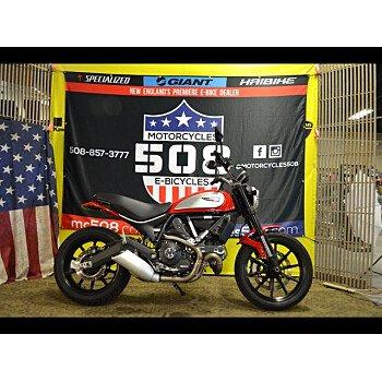 2018 Ducati Scrambler Icon for sale 200917896