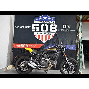 2018 Ducati Scrambler Full Throttle for sale 200917917