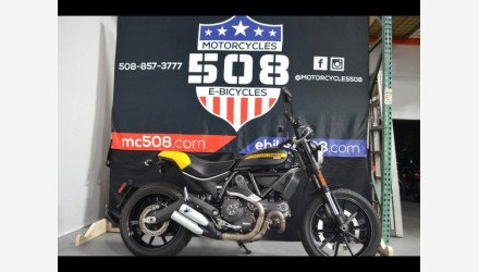 2018 Ducati Scrambler for sale 200917917