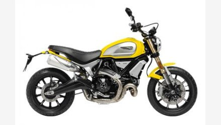 2018 Ducati Scrambler 1100 Sport for sale 200922865