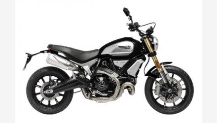 2018 Ducati Scrambler 1100 Sport for sale 200923356