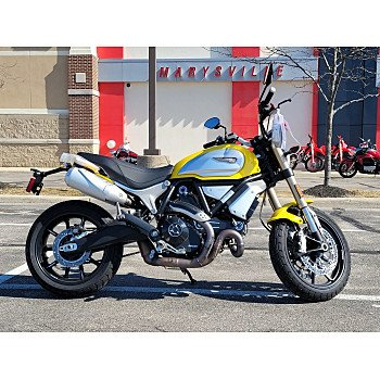 2018 Ducati Scrambler for sale 200927648