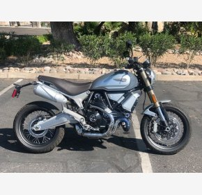 2018 Ducati Scrambler 1100 Sport for sale 200976780