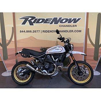 2018 Ducati Scrambler Desert Sled for sale 201070473
