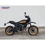 2018 Ducati Scrambler Desert Sled for sale 201088285