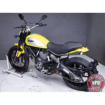 2018 Ducati Scrambler Icon for sale 201164193