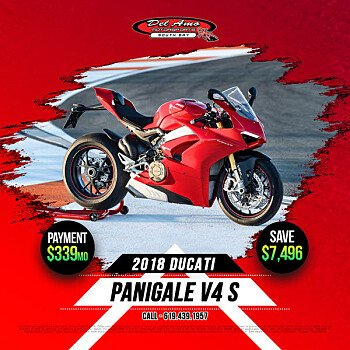 2018 Ducati Superbike 1299 V4 for sale 200713469