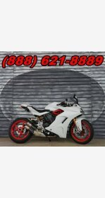 2018 Ducati Supersport 937 for sale 200900902