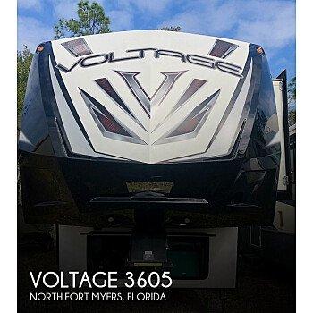 2018 Dutchmen Voltage for sale 300276295