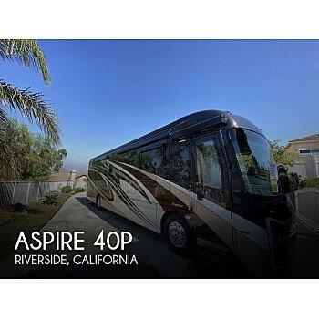 2018 Entegra Aspire for sale 300259362