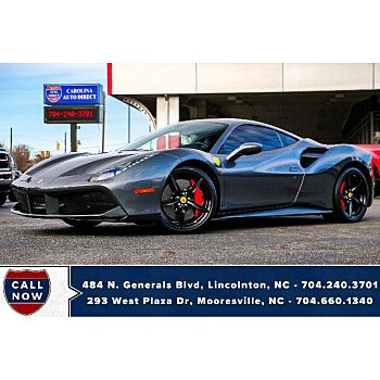 2018 Ferrari 488 GTB for sale 101416034