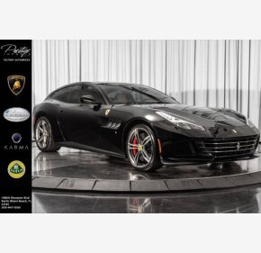 2018 Ferrari GTC4Lusso for sale 101305420
